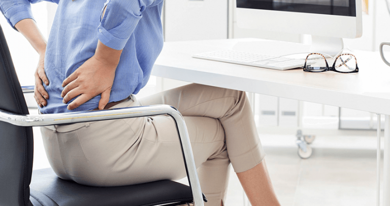 Do seat cushions help back pain