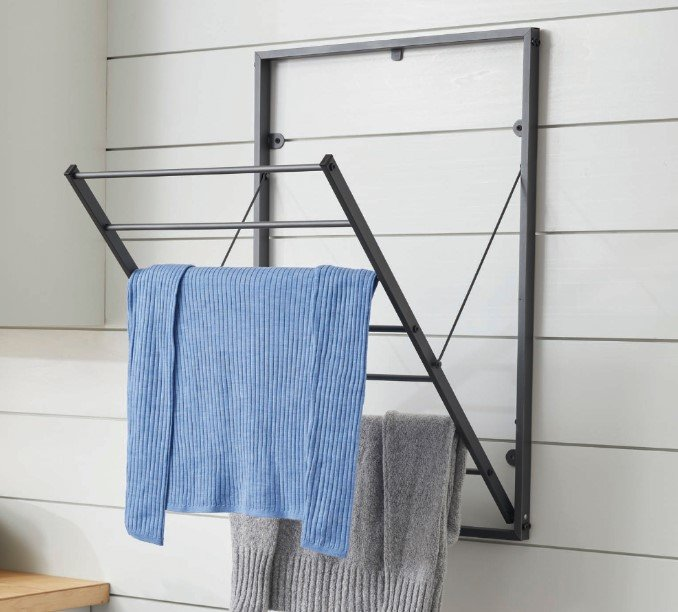 What To Consider Before Buying A Wall-mounted Drying Rack?