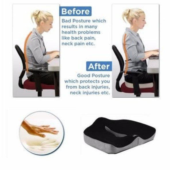 Why Should You Buy A Seat Cushion For Lower Back Pain
