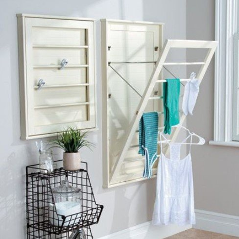 Why Should You Buy A Wall Mounted Drying Rack?