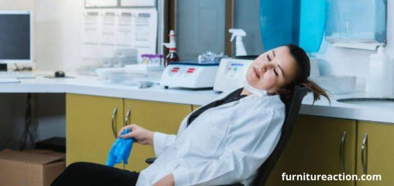 How To Sleep In A Hospital Chair