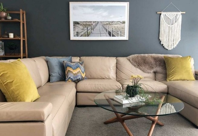 How to Choose Right Cushions for Corner Sofa