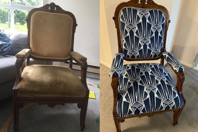Is it Difficult to Reupholster a Chair?